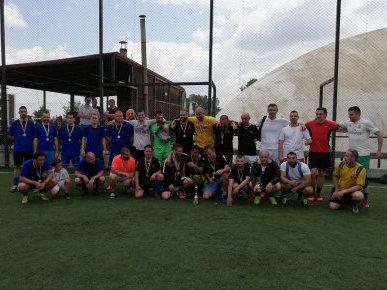 Футболен турнир за купата на  Фантастико