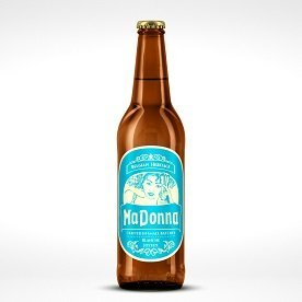 Beer MaDonna Blanche 0.5 l