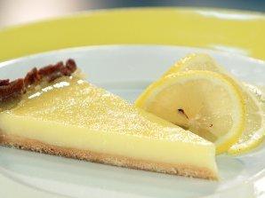 Класически лимонов тарт