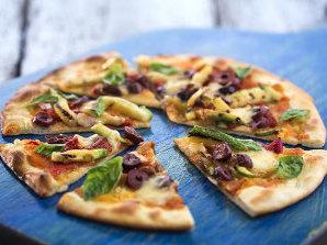 Лятна пица