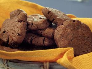 Бисквити Двоен шоколад
