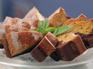 Кейк с тиква и шоколад