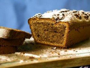 Лесен кекс с орехи