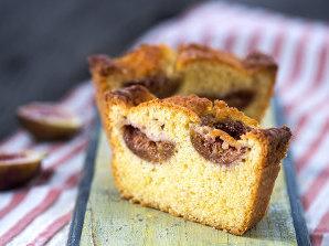 Кейк със смокини