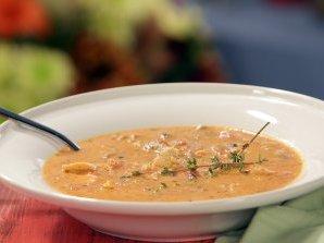 Доматена супа с пиле