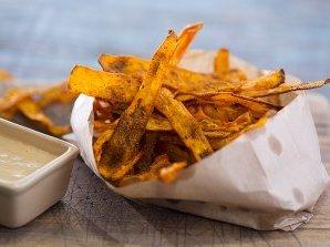 Морковен чипс