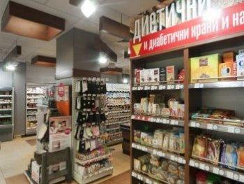 """Магазин Ф8: ж.к. """"Лозенец"""" #5"""